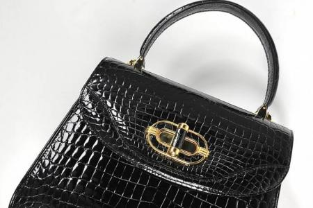 Singapore a top supplier of crocodile leather
