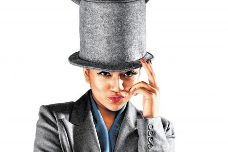 Hat's amazing