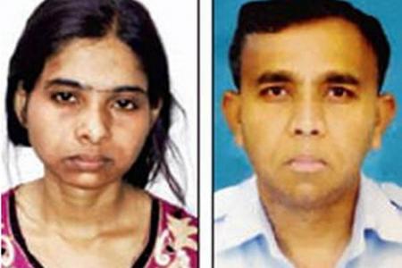 Wife kills husband with teen boyfriend's help
