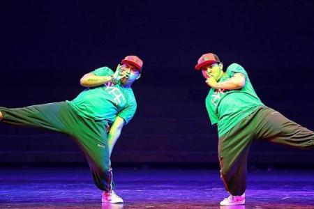 Hip-hop Flair