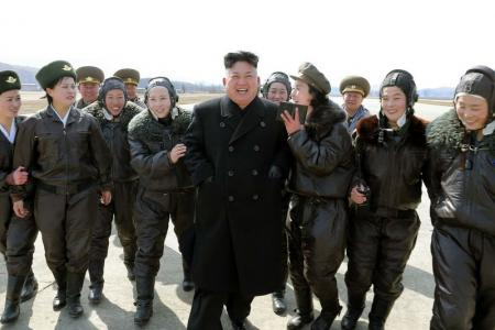 Some women are hot for Kim Jong Un