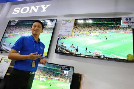 (TV) set for World Cup action