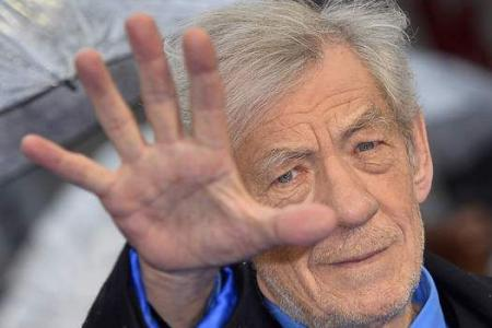 """Ian McKellen: """"Being a mutant in X-Men is a metaphor for being an outcast"""""""