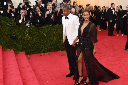 Jay-Z and Solange make up?