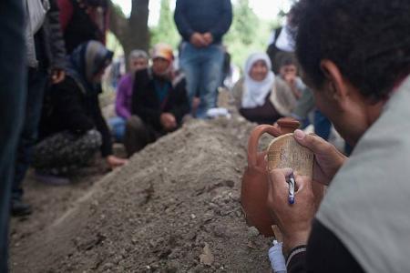 Turkey mourns