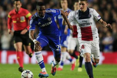 Fool! Eto'o blasts Jose over age jibe