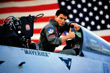"""Tom Cruise: """"Running in movies since 1981"""" (VIDEO)"""