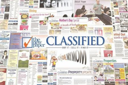 Check out our new Classified