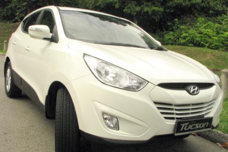 Hyundai recalls 140,000 SUVs in the US over airbag issue