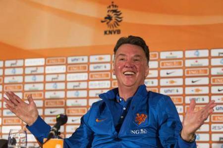 BREAKING: United appoint van Gaal