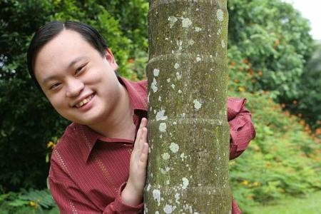 Getai rookie gets compared to William Hung all the time
