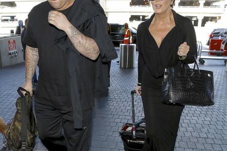 Is that really Rob Kardashian?