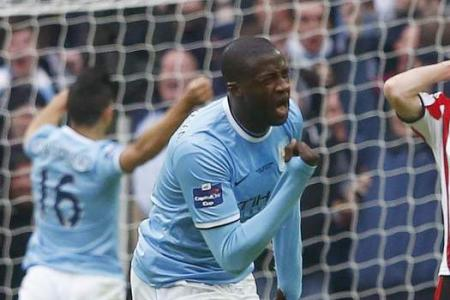Yaya wants out of City - because no one remembered his birthday