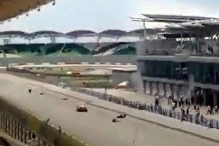 Singaporean racer killed in Sepang