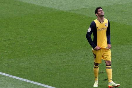 Costa turns to horse placenta in Champions League final fitness race