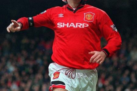GIGGS IS UNITED'S GREATEST