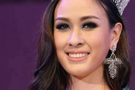 Thai beauty shows a beastly side