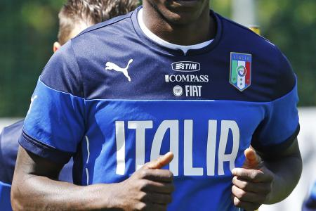 Balotelli now wants access to his daughter