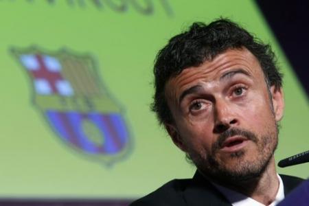 Enrique warns of change at Barcelona