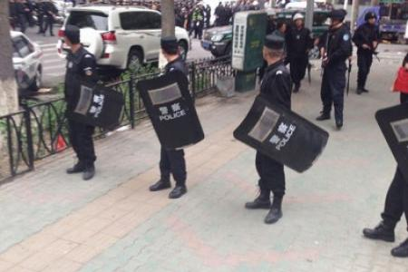 Blasts rock Xinjiang again as 31 killed in latest 'terrorist incident'