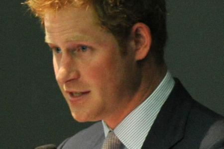 Can you spot the real Prince Harry?