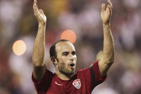 US football star Landon Donovan dropped from World Cup squad