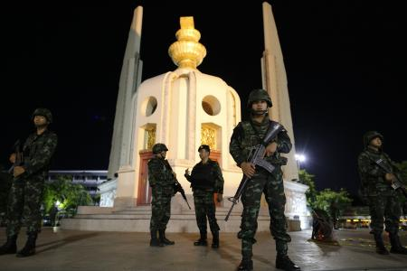 6 things now closed during the Thai coup