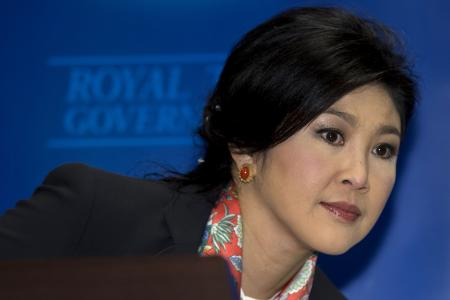 Thai military arrest ex-PM Yingluck, take her to army base outside Bangkok