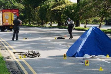 Three accidents, three riders dead