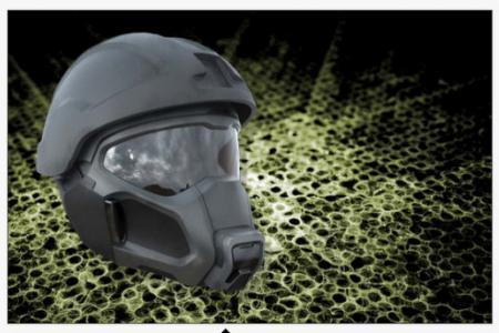 Helmet got aircon? It could happen soon...