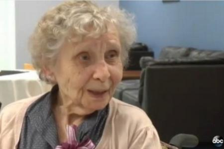After 75 years, this 99-year-old woman finally graduates from college