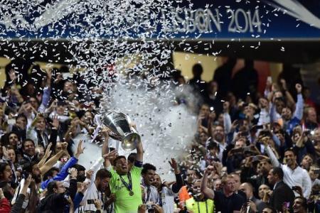 Champions League: Atletico Madrid decimated