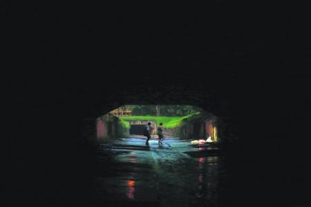 Dwellings in the dark
