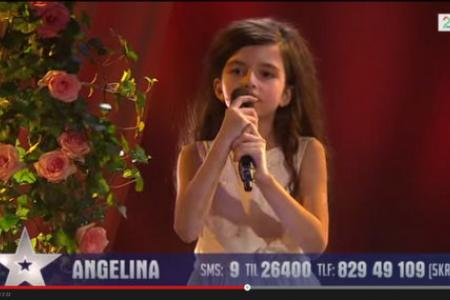 Norway's Got Talent's 8-year-old jazz prodigy will blow you away