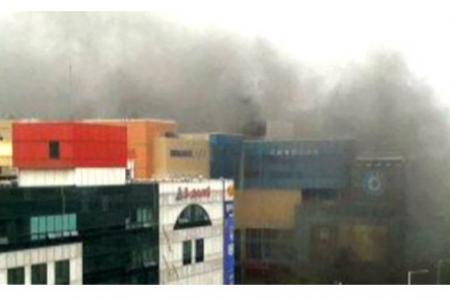 Fire at South Korean bus terminal leaves five dead, three injured