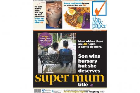 Help at hand for super mum