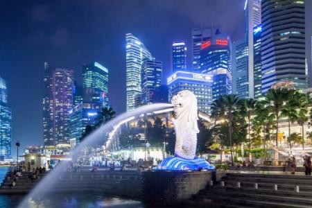 Singapore's Time-Lapse