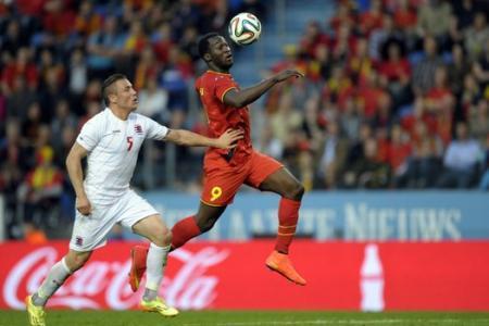World Cup Friendly: Belgium smashes minnows Luxemburg 5-1