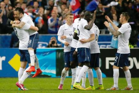 International Friendly: French fry Norway 4-0