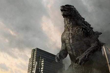 Not Godzilla, GOJIRA!