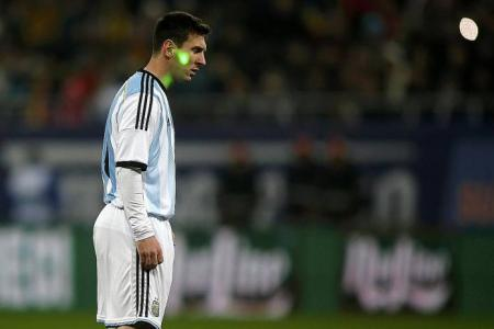 Messi's last chance