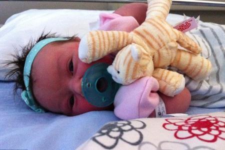 Stolen newborn baby found within 30 minutes thanks to Facebook