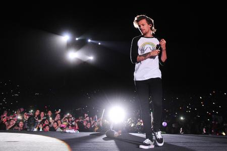 One Direction's fans upset over Louis' use of racial slur