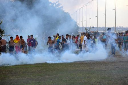 World Cup visitors will be safe, vows Brazil