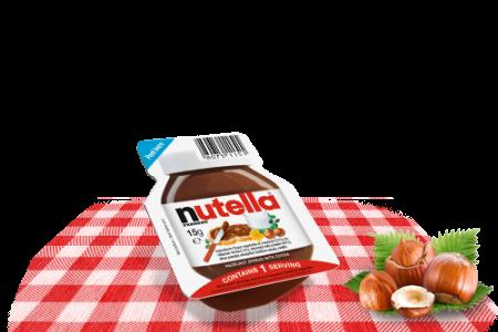 Nutella: Unhealthy but we still love it