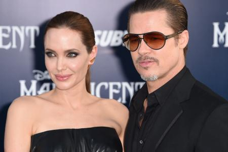 Brad Pitt attacked by prankster at premiere of Maleficent