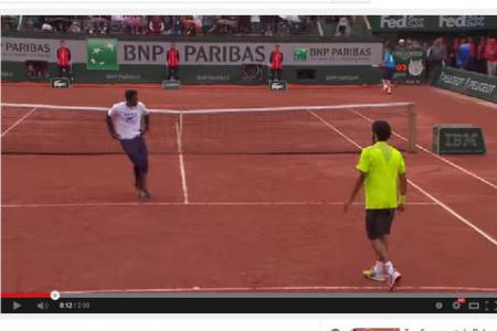 Dance off! Tennis players show off their groovy moves at French Open