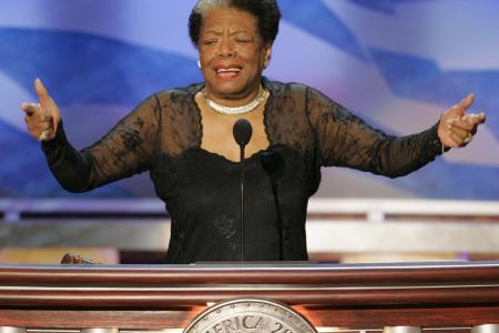 Seven interesting facts about Maya Angelou, the American literary icon