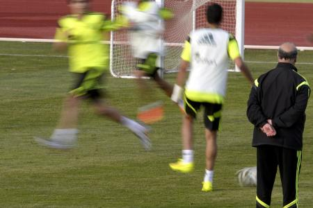 Jaded Spain could fade
