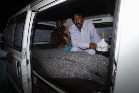 Pregnant Woman Stoned To Death by Family In Pakistan